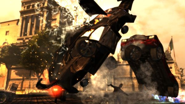к игре FlatOut 3: Chaos & Destruction