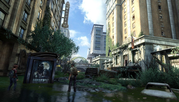 к игре Last of Us, The