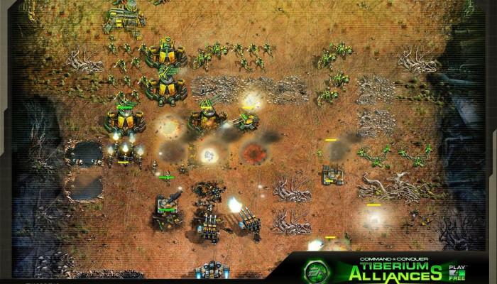 к игре Command & Conquer: Tiberium Alliances