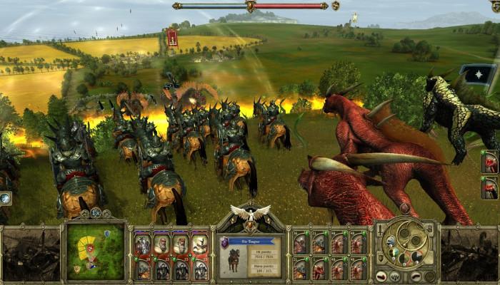 к игре King Arthur: The Druids