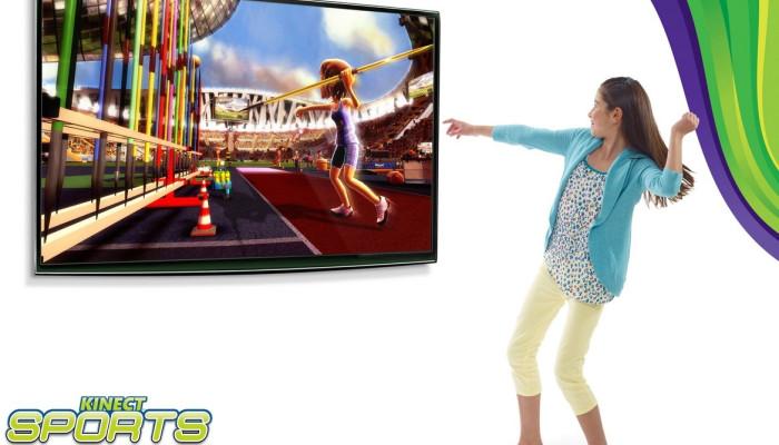 к игре Kinect Sports