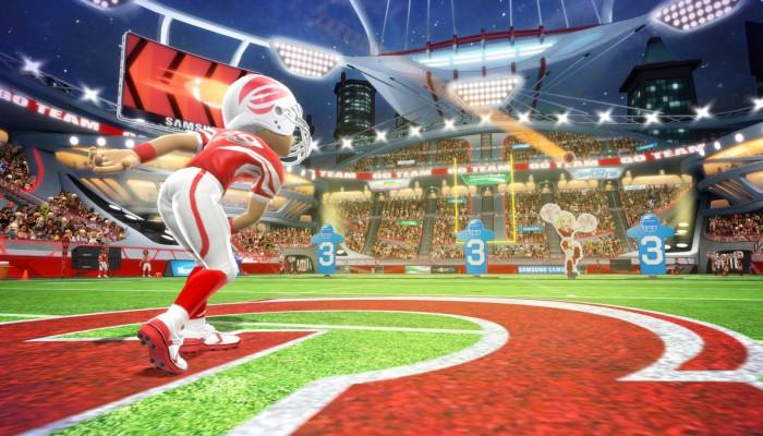к игре Kinect Sports: Season Two