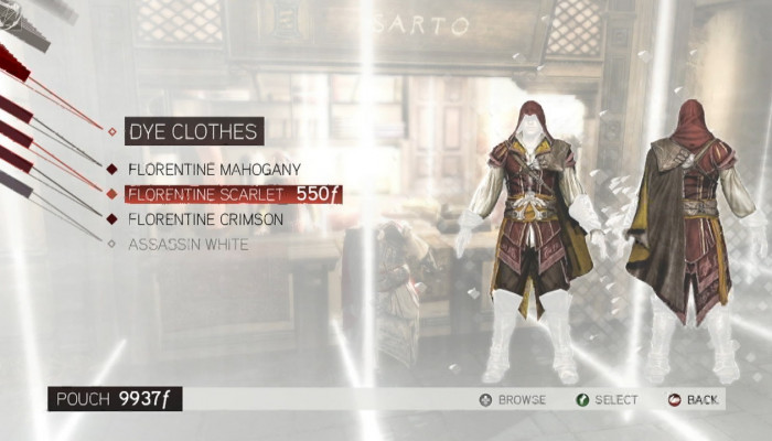 к игре Assassin's Creed 2: Discovery