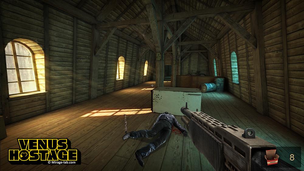 Игра venus hostage (2011) скачать торрент бесплатно на компьютер.