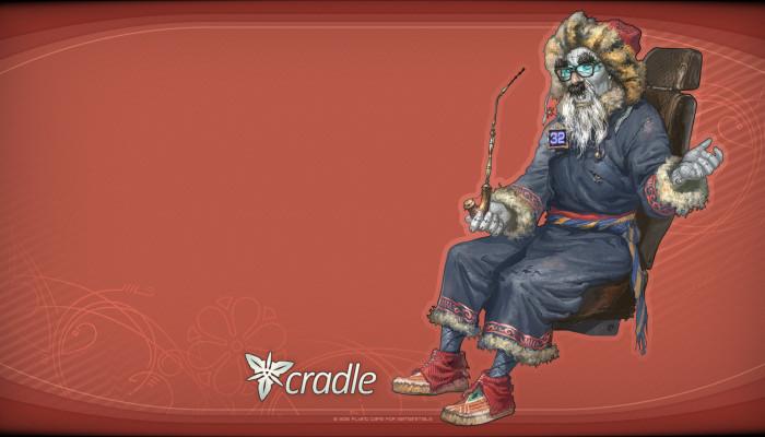 к игре Cradle
