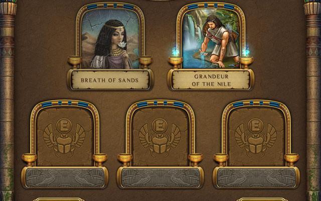 к игре Cradle of Egypt