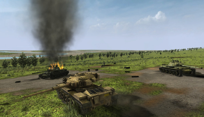 к игре Steel Armor: Blaze of War