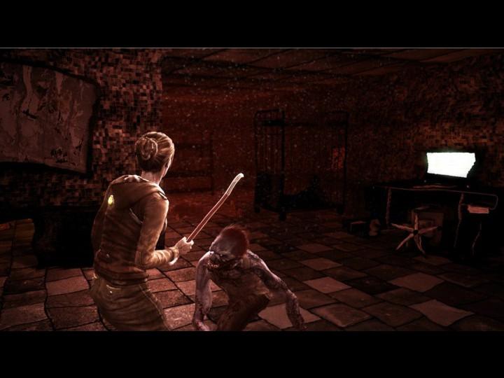 Игру В Жанре Ужасы