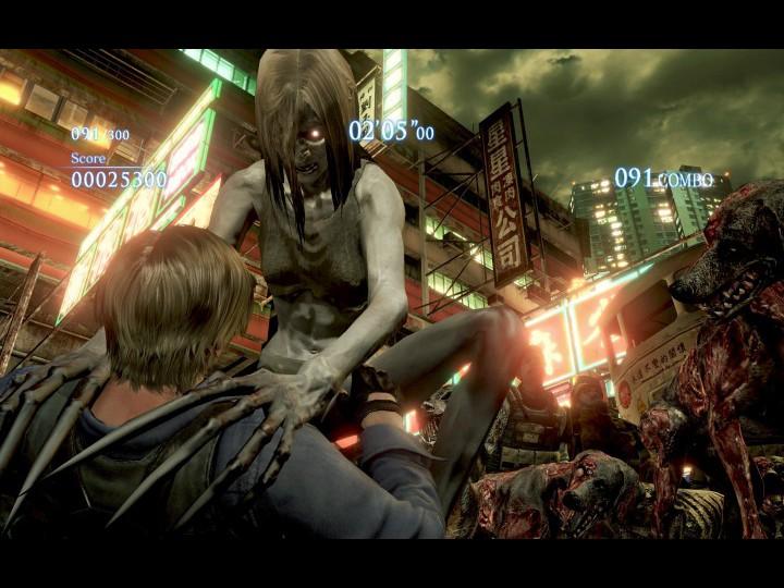 Компания Capcom выставила новый видео-ролик к. Resident Evil 6 и персонажи L