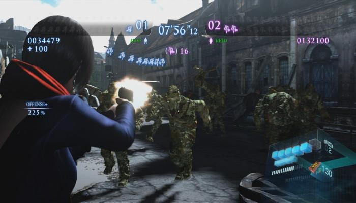к игре Resident Evil 6