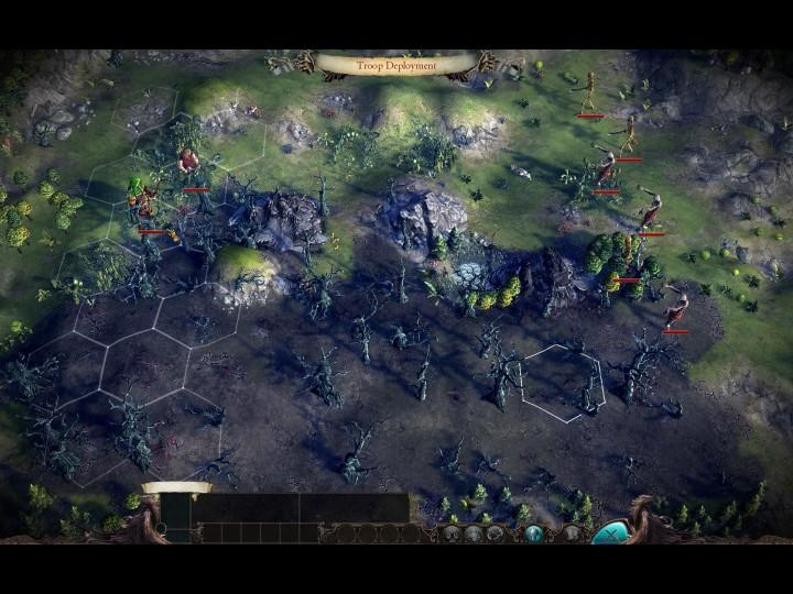 Скриншоты из игры Эадор. Владыки миров.