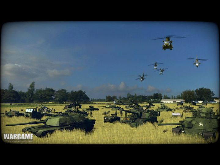 Wargame european escalation обзор, обзор игры wargame european escalation,