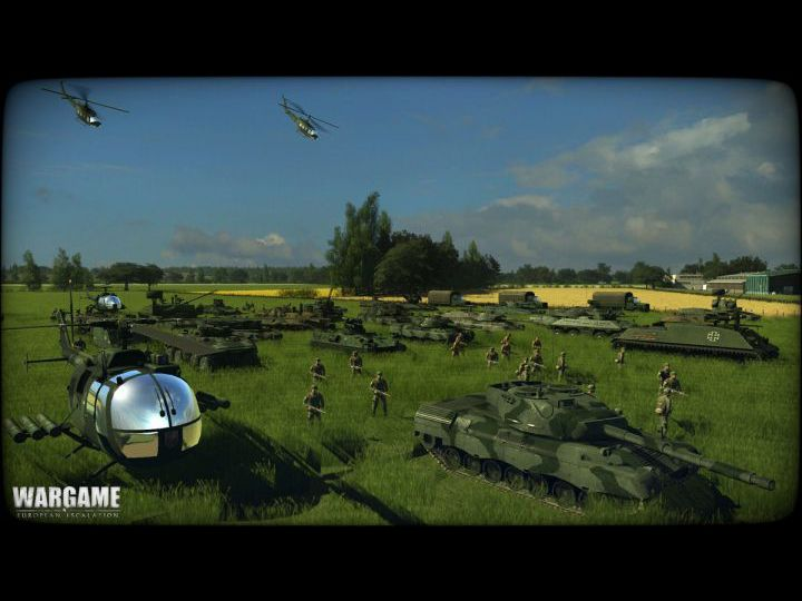 Скачать игру Wargame European Escalation бесплатно можно по ссылке ниже.