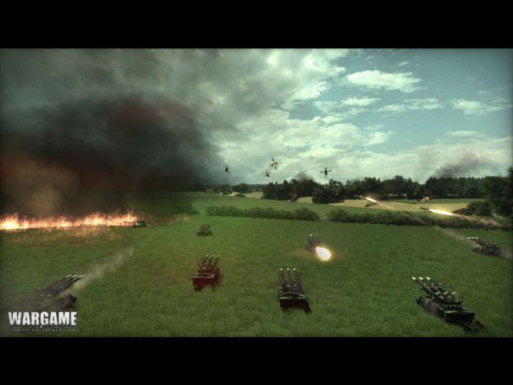 Новый, рабочий кряк для игры Wargame: European Escalation. . Скачать.