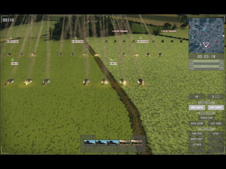 Скриншот к игре Wargame: European Escalation #8.