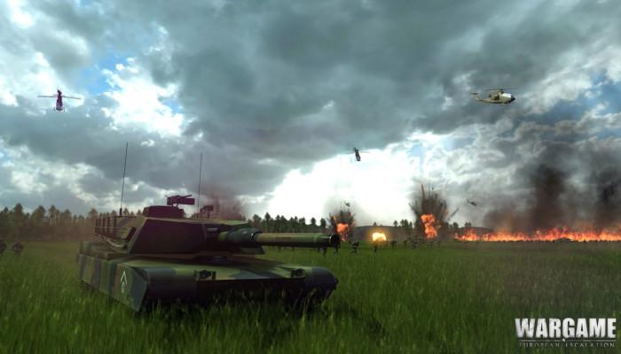 Скачать бесплатно Wargame European Escalation (2012) PC RePack от.