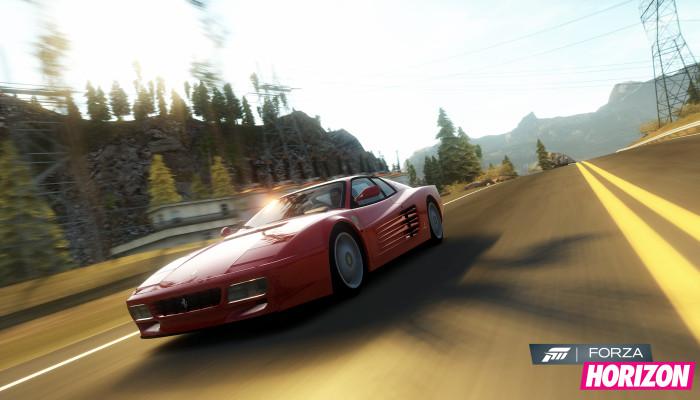 к игре Forza Horizon
