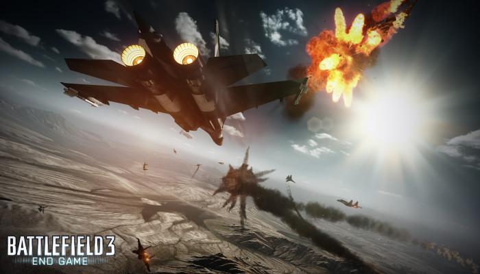 к игре Battlefield 3: End Game