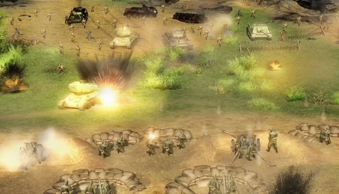 к игре Men of War: Condemned Heroes