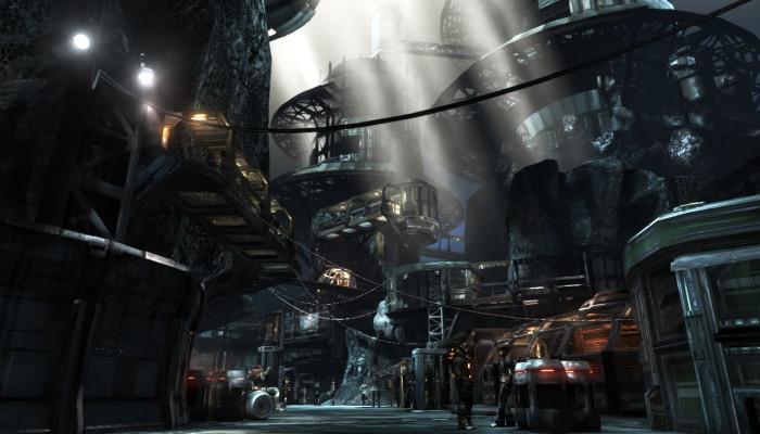 к игре Lost Planet 3
