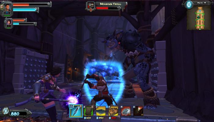 к игре Orcs Must Die! 2
