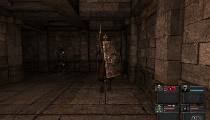 к игре Legend of Grimrock