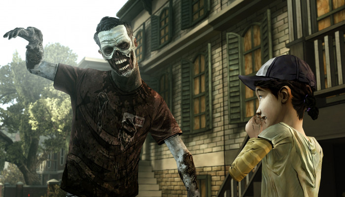 к игре Walking Dead: Episode 4 - Around Every Corner, The