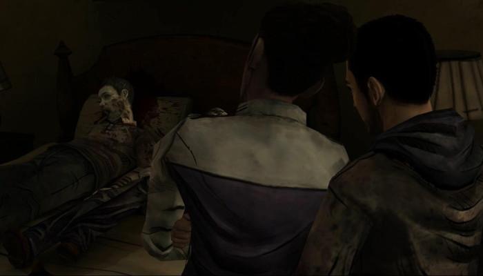 к игре Walking Dead: Episode 5 - No Time Left, The