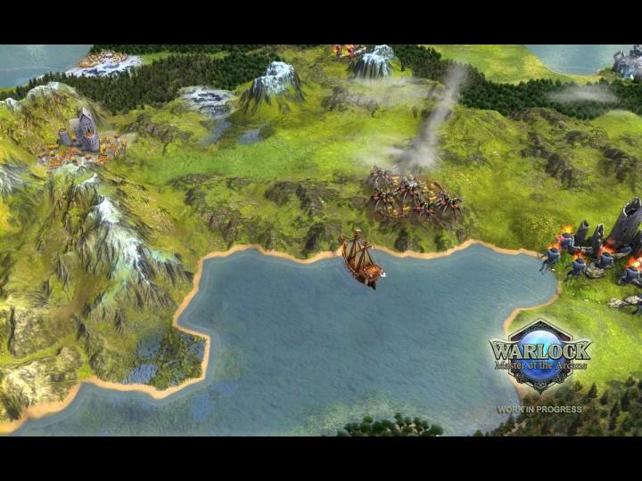 Для Warlock: Master of the Arcane - Update 2. Последний патч исправляющий к