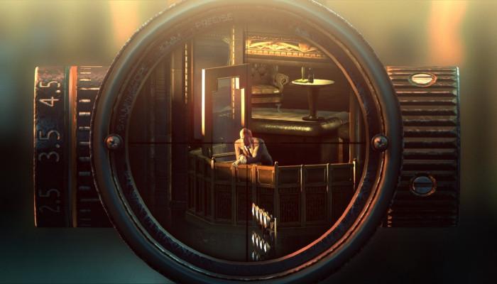 к игре Hitman: Sniper Challenge