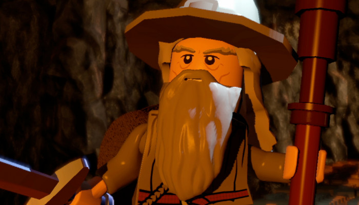 к игре LEGO The Lord of the Rings