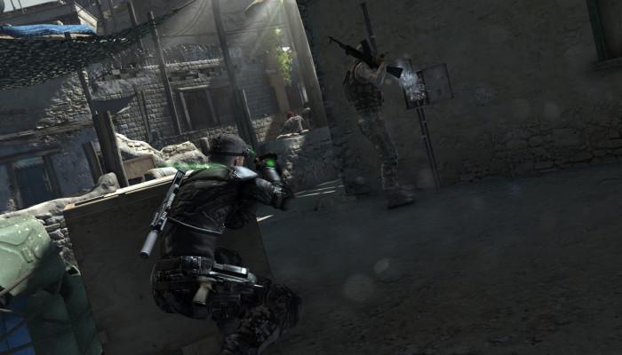 к игре Tom Clancy's Splinter Cell: Blacklist