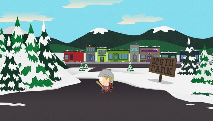 к игре South Park: The Stick of Truth