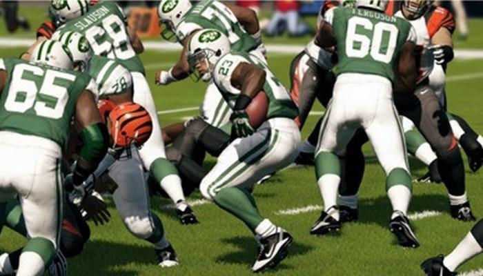 к игре Madden NFL 13