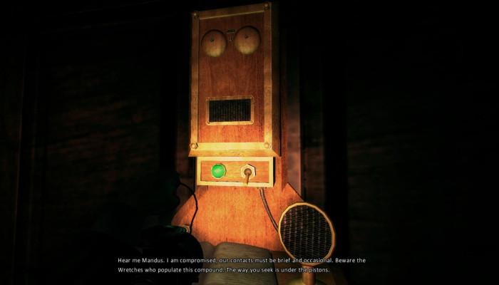 к игре Amnesia: A Machine for Pigs