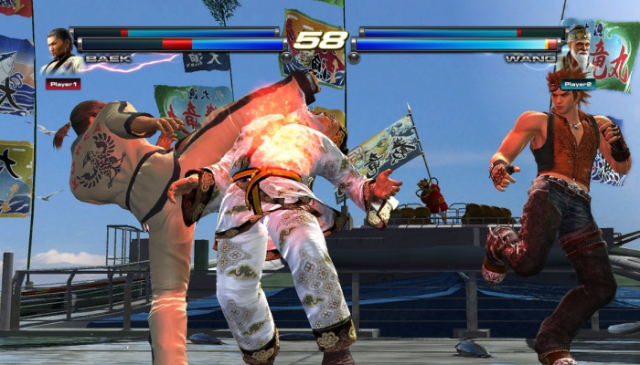 к игре Tekken Tag Tournament 2