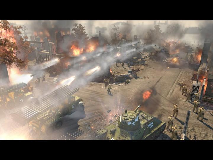 Раскрыты подробности издания игры Company of Heroes 2 Red Star Edition.