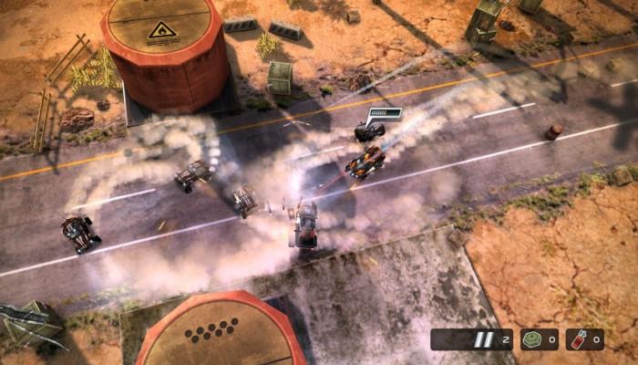 к игре Death Rally (2011)