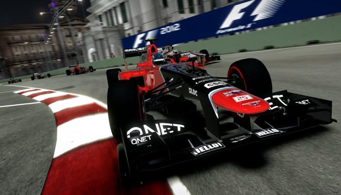 к игре F1 2012