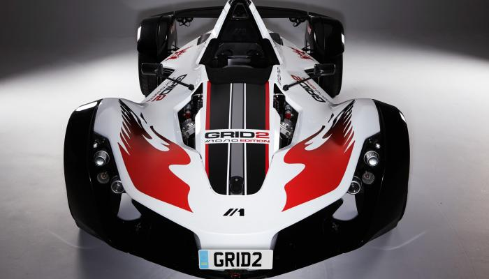к игре GRID 2