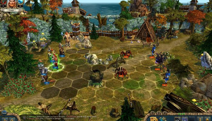 к игре King's Bounty: Warriors of the North