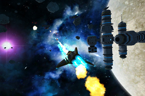 к игре Galaxy on Fire 2