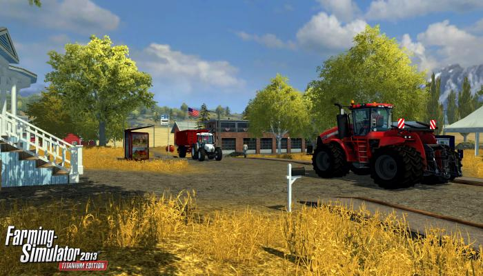 к игре Farming Simulator 2013