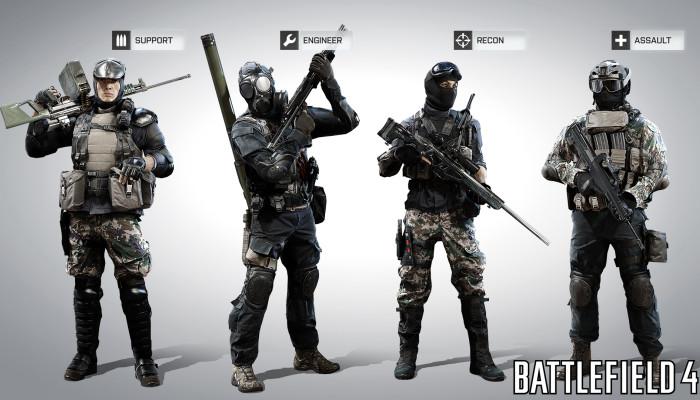 к игре Battlefield 4