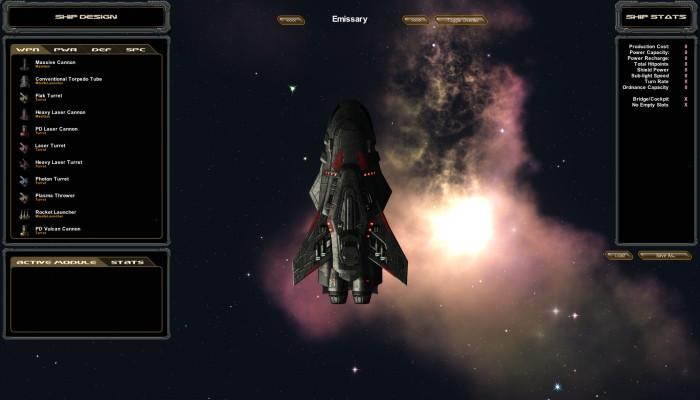 к игре StarDrive