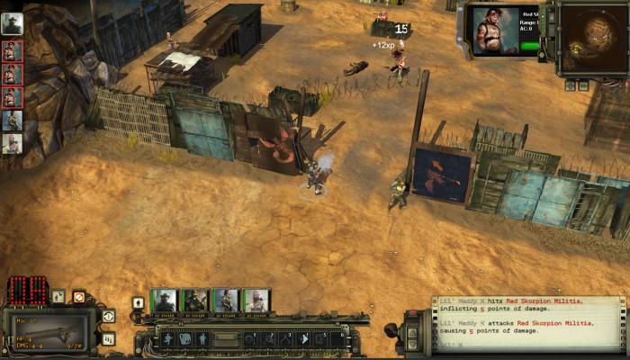 к игре Wasteland 2