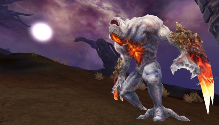 к игре Forsaken World: Nightfall
