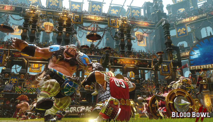 к игре Blood Bowl 2
