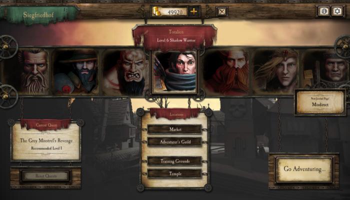 к игре Warhammer Quest