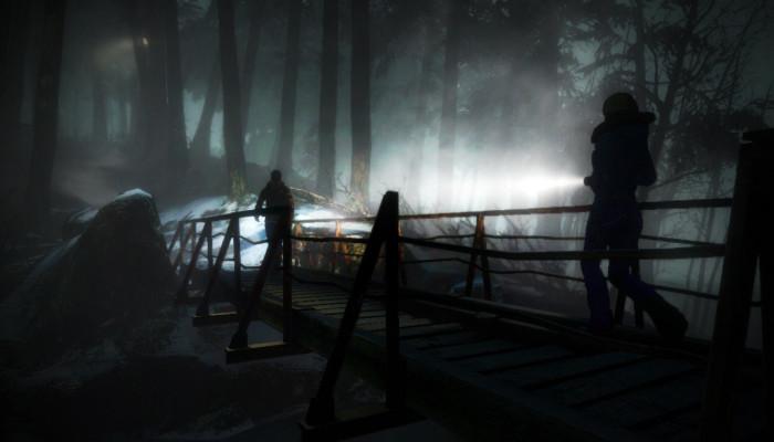 к игре Until Dawn